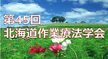 第45回 北海道作業療法学会